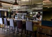 scotish deluxe bar in edinburgh