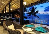 Phuket resort romantic restaurant