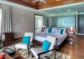 luxury stylish suite maldives islands resort per aquum