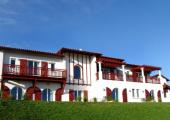 typical classic basque house boutique hotel