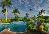 luxury villa rentals outdoor resort fiji
