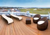 luxury hotel germany v8 terrace nice view