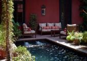 pool in villa buenos aires luxury holiday