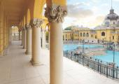 budapest holiday thermal bath relaxation