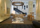hotel mamilla jerusalem lobby