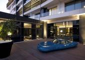 luxury hotel the met in thessaloniki, greece