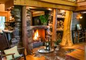 Stay at Winvian Farm Cottage Woodlands