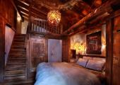 six suites luxury chalet ski station val d'isere