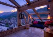 prestige luxury chalet zermatt