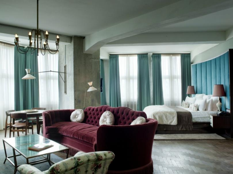 Soho house a boutique hotel in berlin for Best boutique hotel chains