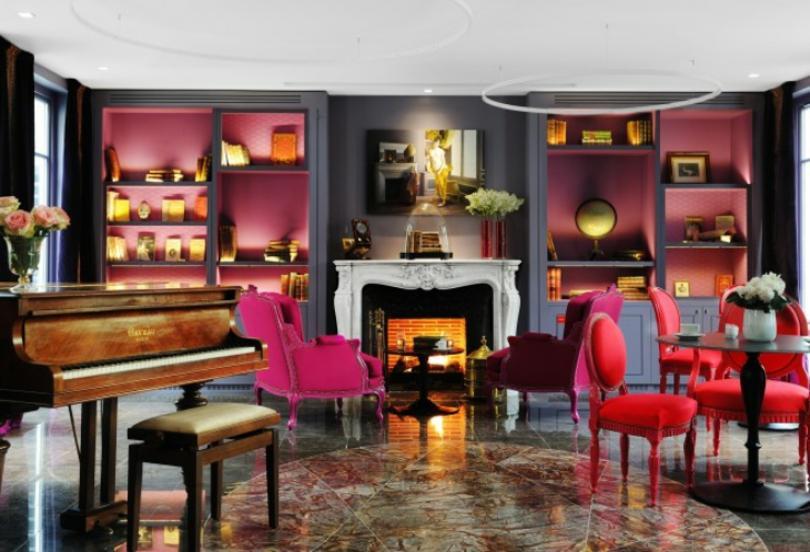 Boutique Hotel In Paris La Belle Juilette