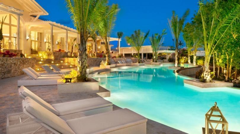 Caribbean Luxury Villas At Eden Roc Resort
