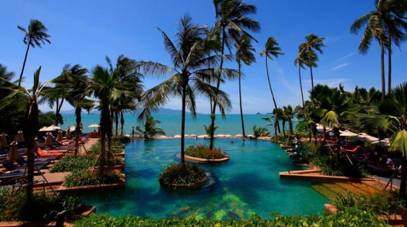 paradise koh samui anantara bophut resort