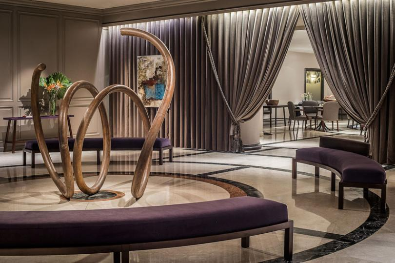 Discovering a luxury hotel boutique like no other the for Hotel luxury recoleta