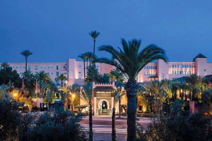 La Mamounia - Deluxe Hotel in the Heart of Marrakesh