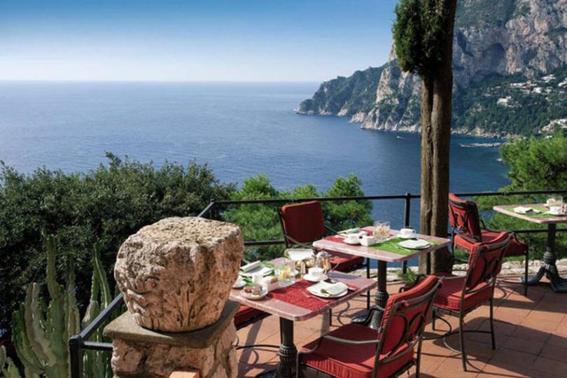 beautiful luxury vacation italy capri