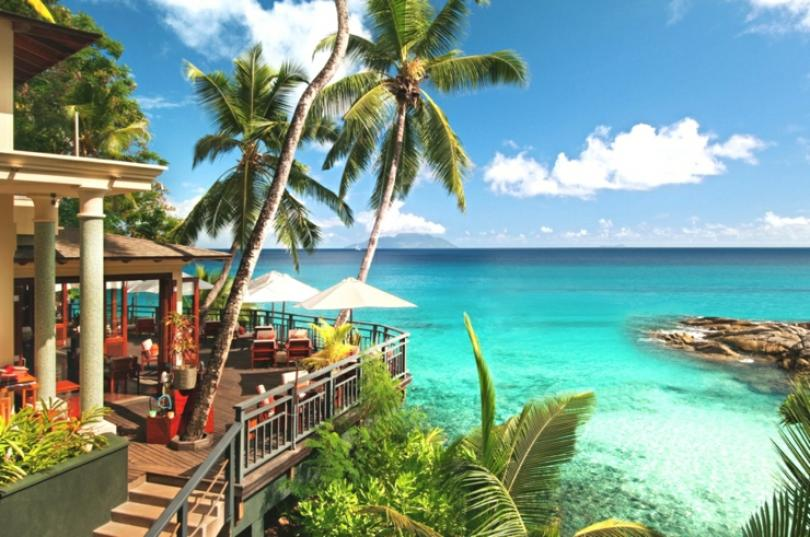 paradise vacations in seychelles hilton resort