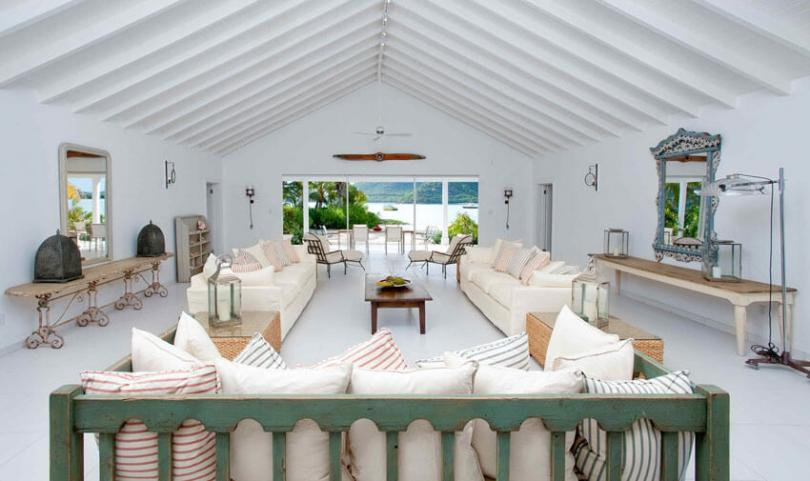 exotic destination luxury rental villa antigua