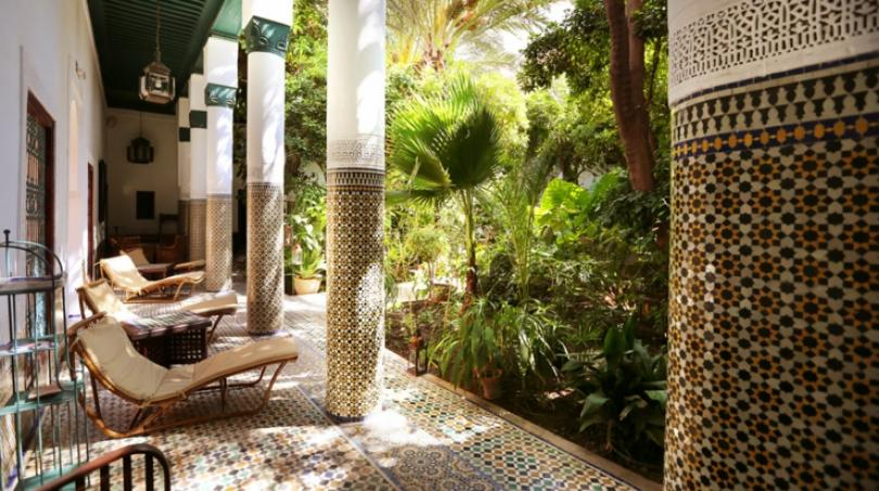 Marvelous Marrakech holidays at Palais Riad Lamrani