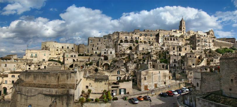 Sextantio Albergo Diffuso at Matera, South Italy