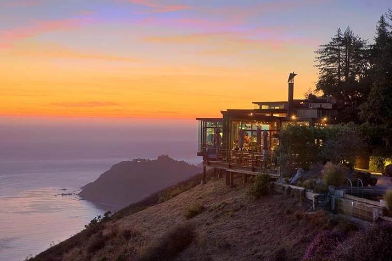 Post Ranch Inn Sierra Mar Dining