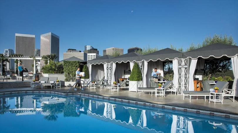 luxury accommodation bevery hills five star hotel