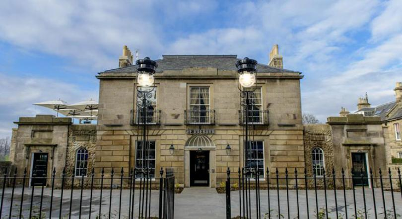 A luxury boutique hotel in Stockbridge, Edinburgh