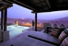 luxury resort Emirates palace desert