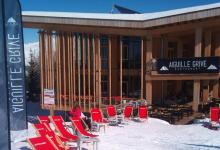 Aiguille Grive Chalets Hotel in French Alps