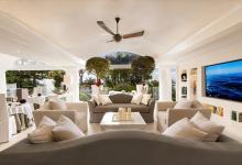luxury michelin stars restaurant L'olivo anacapri