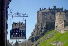castel rock edinburgh hostel