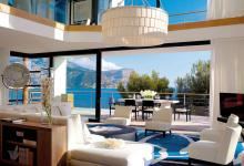 luxury villa rentals french riviera France
