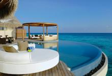 luxury rental villa maldives
