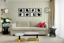 parisian trendy interior boutique hotel
