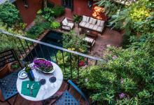 luxury hotel buenos aires villa jardin escondido