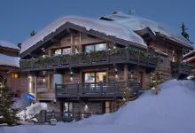 Le Petit Palais Chalet in Courchevel