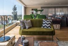 luxury hotel in countryside near Jerusalem