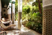 Luxury Marrakech riad hotel