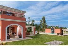 outstanding vacations villa corfu
