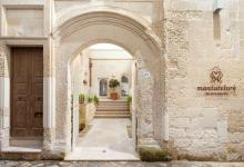 rustic stone aristocratic house turn into hotel italy lecce