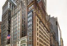 Library Hotel Manhattan New York Facade