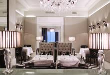 elegant and classy hotel's interior design