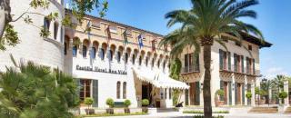Castillo Hotel Son Vida in Palma de Mallorca