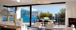luxury villa rentals french riviera France