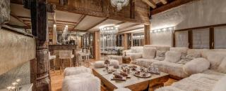 rustic chalet mountain vacation alps val d'isère france ski vacation