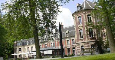 4 star luxury hotel northern France chateau de beaulieu