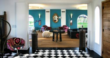 boutique hotel south France luxe
