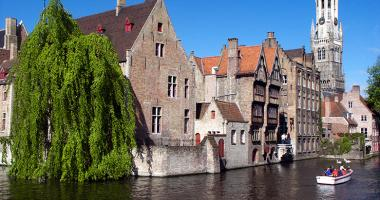 canal bruges boat tour