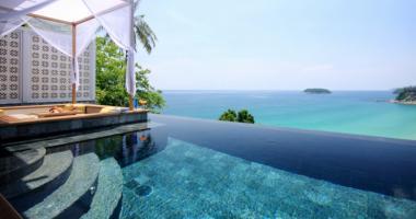 luxury villas exotic vacances phuket