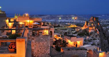 Magnificence of Cappadocia at Hotel Argos